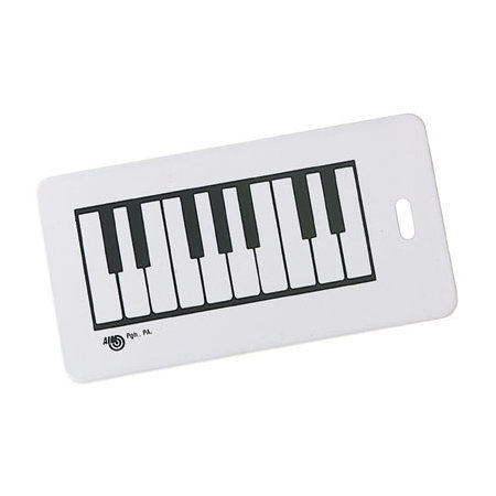 View larger image of Plastic ID Tag - Keyboard