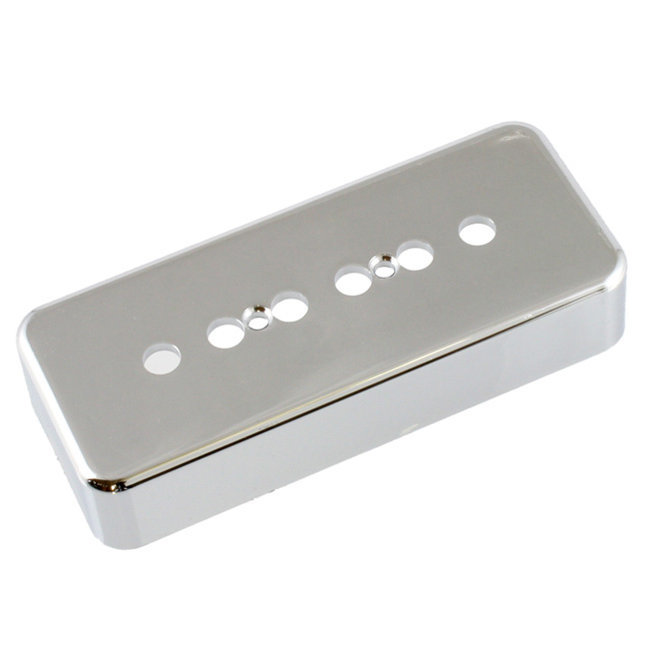 View larger image of Plastic Soapbar Pickup Covers - 50mm, Chrome