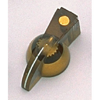 View larger image of Pointer Knobs - Gold