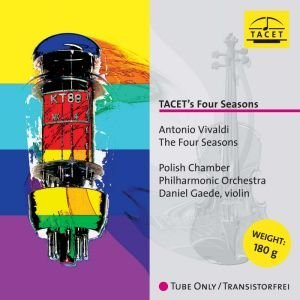 View larger image of Polish Chamber Philharmonic Orchestra - The Four Seasons (Vinyl)