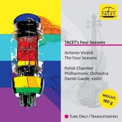 Polish Chamber Philharmonic Orchestra - The Four Seasons (Vinyl)