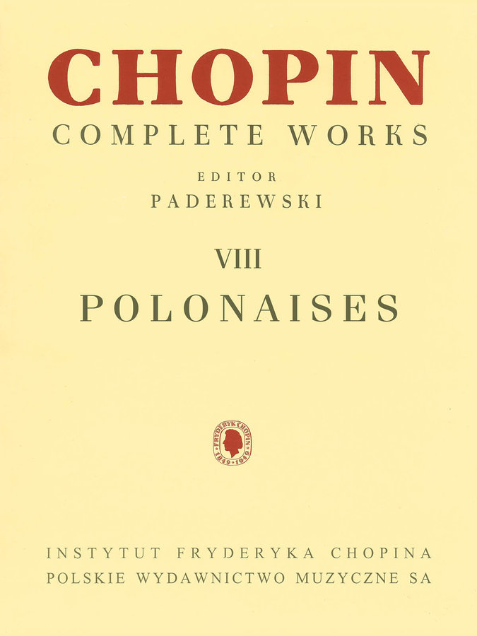 View larger image of Polonaises,cw Volume 8 - Chopin