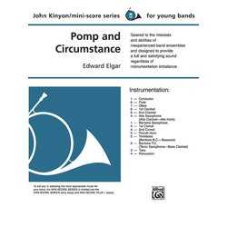 Pomp and Circumstance - Score & Parts, Grade 1
