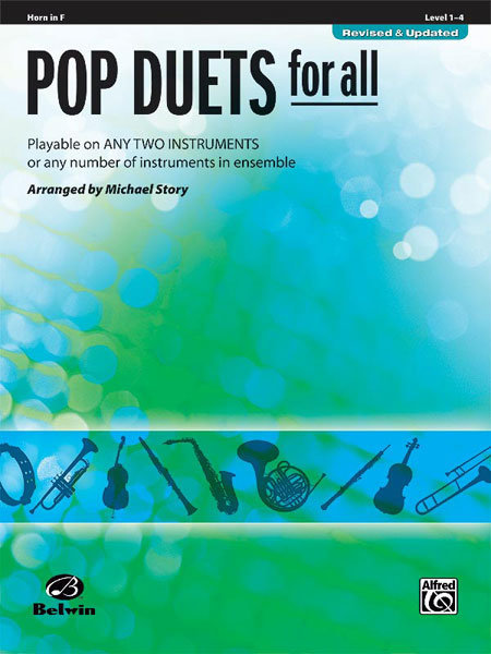 View larger image of Pop Duets for All - F Horn