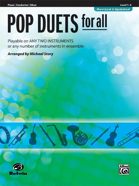 View larger image of Pop Duets for All - Piano/Conductor/Oboe