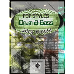 Pop Styles - Drum & Bass (Kindle) - Guitar Quartet