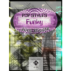 Pop Styles - Funky (Kindle) - Guitar Quartet