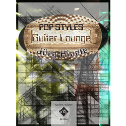 Pop Styles - Guitar Lounge (Kindle) - Guitar Quartet