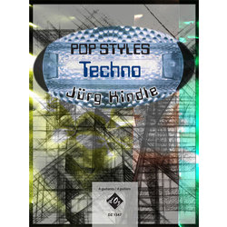 Pop Styles - Techno (Kindle) - Guitar Quartet