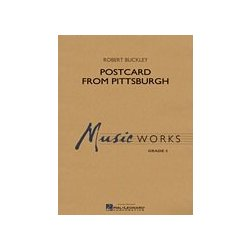 Postcard from Pittsburgh - Score & Parts, Grade 3