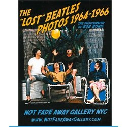 The Beatles Lost Photos Poster