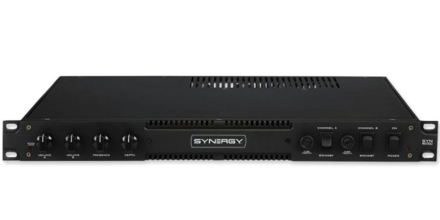 View larger image of Synergy SYN-5050 Rackmount All-Tube Power Amp