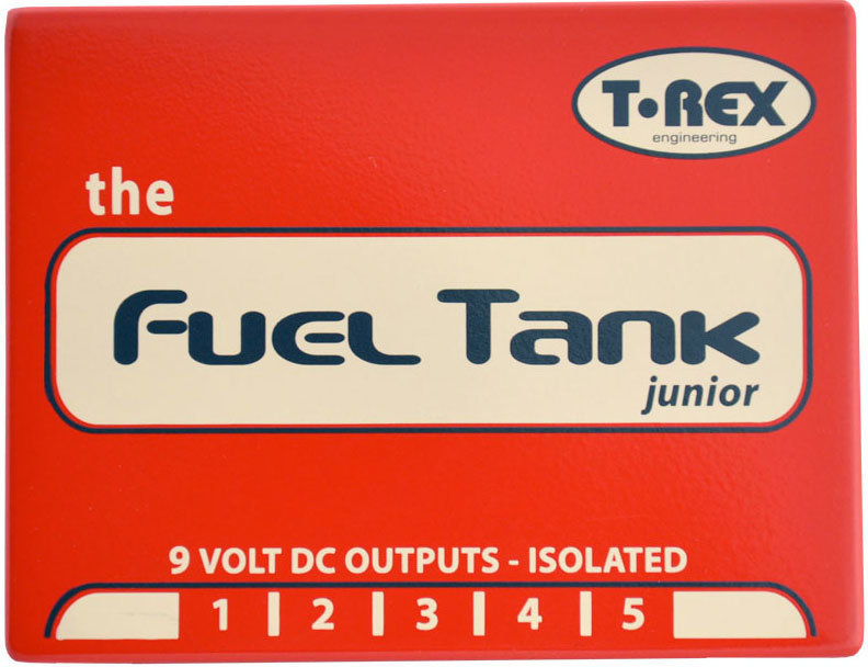 View larger image of T-Rex Fuel Tank Junior Pedalboard Power Supply