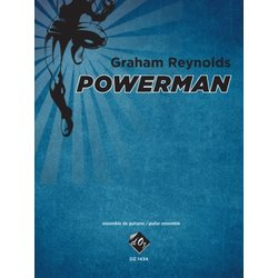 Powerman (Reynolds) - Guitar Ensemble