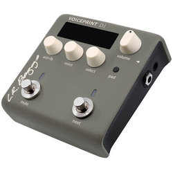 L.R. Baggs Voiceprint D.I. Acoustic Guitar Impulse Response Pedal