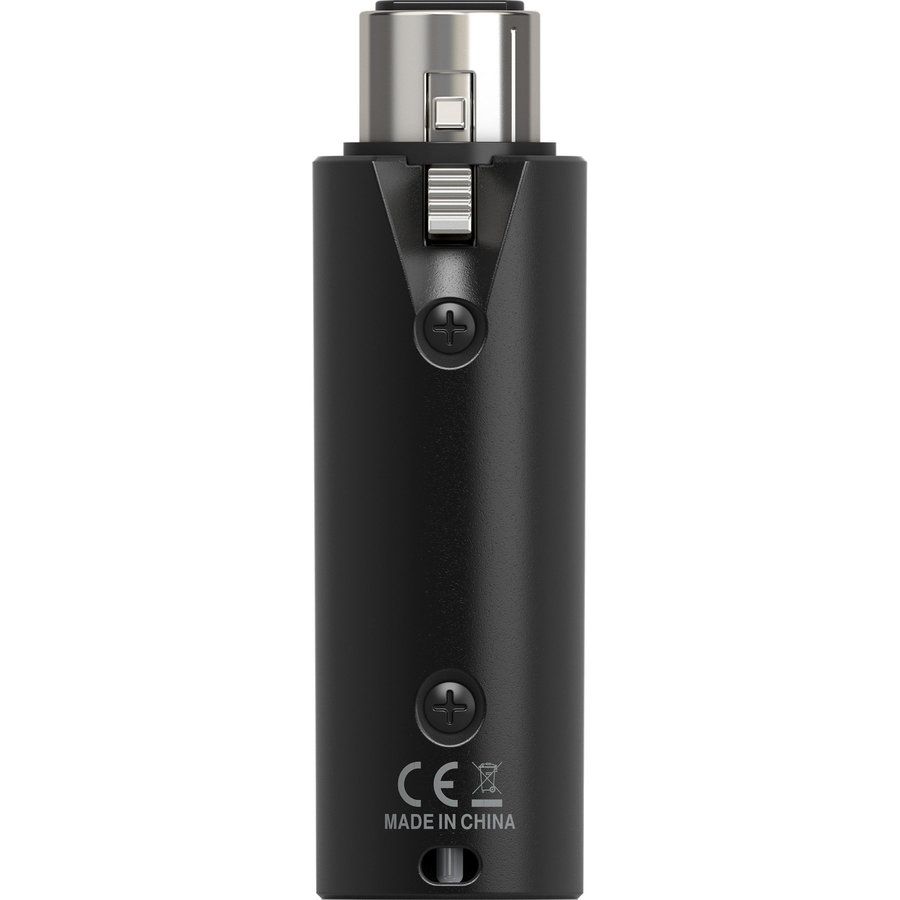 View larger image of Klark Teknik CT 1 Compact Dynamic Microphone Booster with High-Quality Preamp