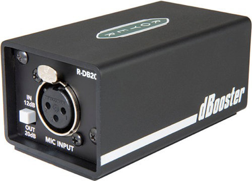 View larger image of Royer Labs dBooster In-Line Signal Booster