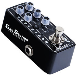 Mooer Micro PreAMP 001 Gas Station Pedal
