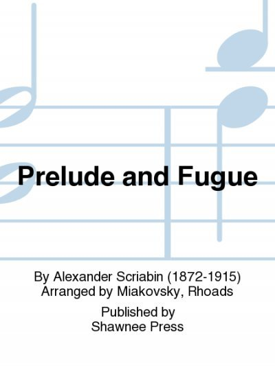 View larger image of Prelude and Fugue - Woodwind Choir