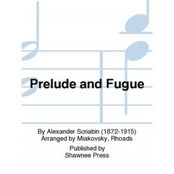 Prelude and Fugue - Woodwind Choir