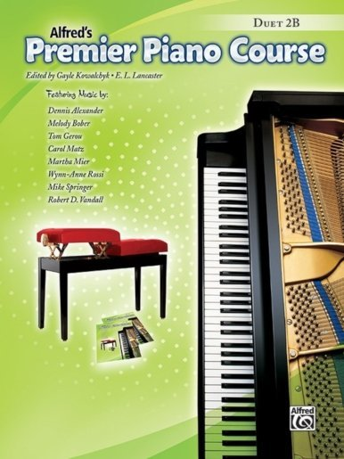View larger image of Premier Piano Course 2B - Duet
