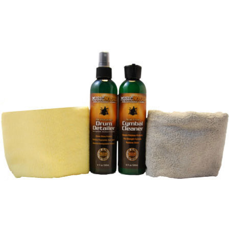 View larger image of Premium Drum and Cymbal Care System