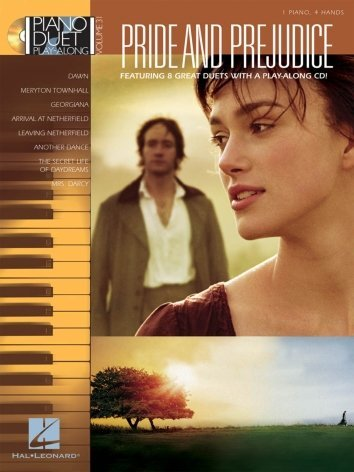 View larger image of Pride & Prejudice - Piano Duet Play Along Vol.31 w/CD
