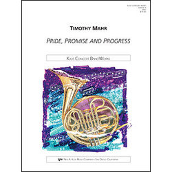 Pride, Promise, and Progress - Score & Parts, Grade 4