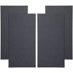 Primacoustic Broadway Broadband Absorbers - 3, Beveled, Black, Set of 4