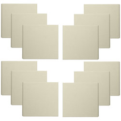 Primacoustic Broadway Control Cubes - 2, Beveled, Beige, Set of 12