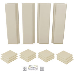 Primacoustic London 10 Acoustic Treatment Kit - Beige