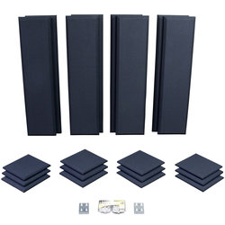 Primacoustic London 10 Acoustic Treatment Kit - Black