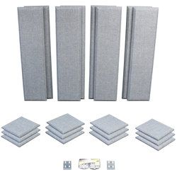 Primacoustic London 10 Acoustic Treatment Kit - Grey