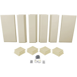 Primacoustic London 12 Acoustic Treatment Kit - Beige
