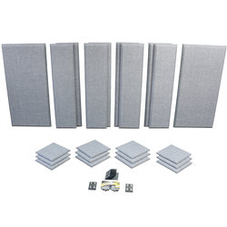 Primacoustic London 12 Acoustic Treatment Kit - Grey