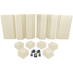 Primacoustic London 16 Acoustic Treatment Kit - Beige