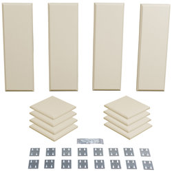 Primacoustic London 8 Acoustic Treatment Kit - Beige