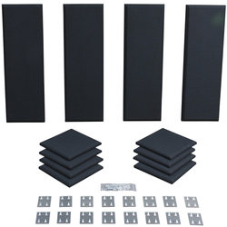 Primacoustic London 8 Acoustic Treatment Kit - Black
