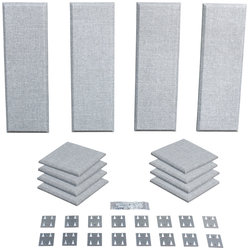 Primacoustic London 8 Acoustic Treatment Kit - Grey