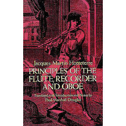 Principles of the Flute, Recorder & Oboe