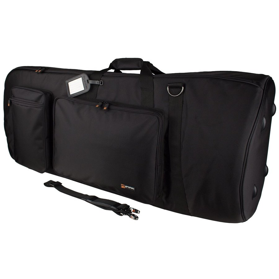 """View larger image of Protec C240 Gold Series Bell Tuba Gig Bag - 18"""""""