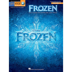 Pro Vocal Mixed Edition Volume 12 - Frozen