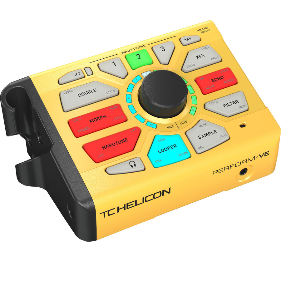 View larger image of TC Helicon Perform-VE Vocal Sampler and Effects Processor
