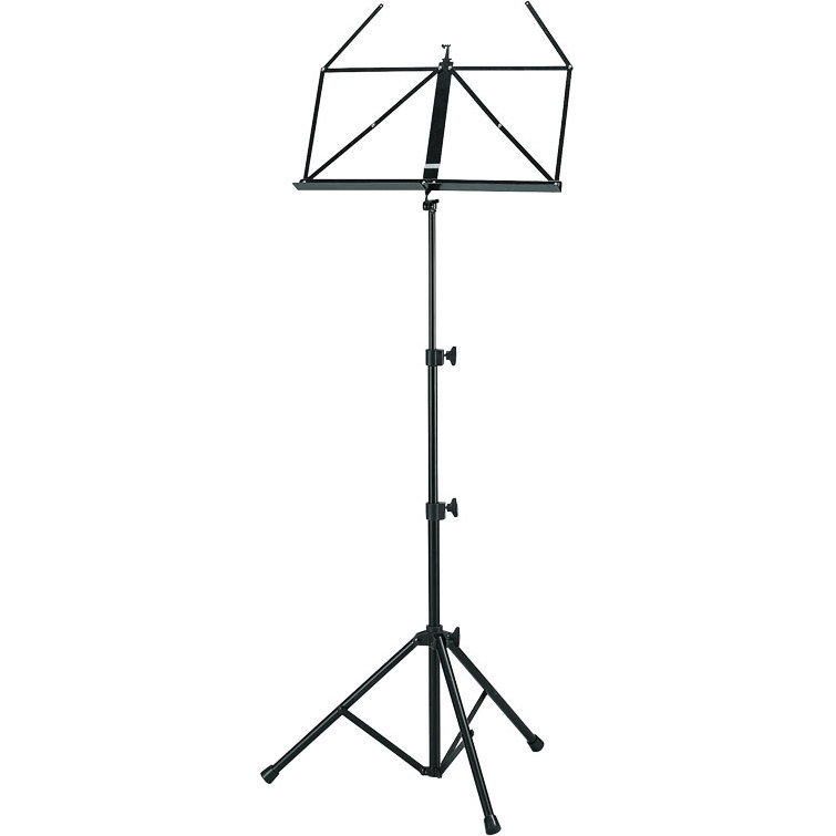 View larger image of Profile 3 Section Music Stand - Black