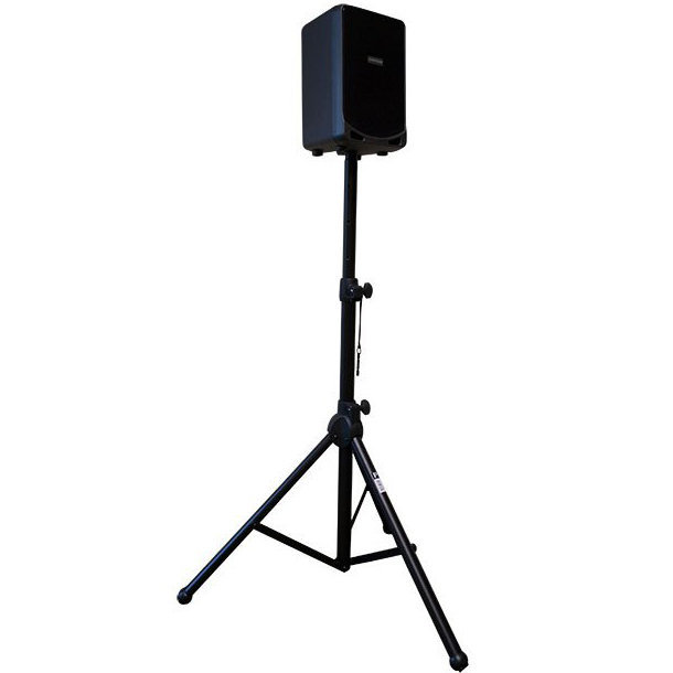 View larger image of Profile Deluxe Speaker Stand Set