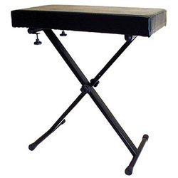 Profile KDT200B Deluxe Keyboard Throne