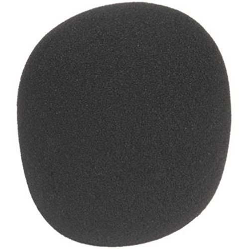 View larger image of Profile MWS01-BK Microphone Windscreen - Black