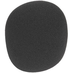 Profile MWS01-BK Microphone Windscreen - Black
