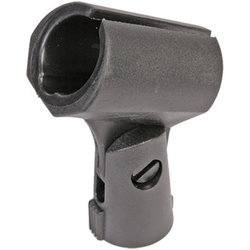 Profile Tapered Rubberized Microphone Clip