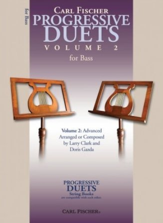 View larger image of Progressive Duets for Strings Vol.2 - Double Bass